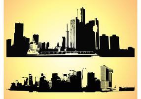 Graphiques de paysage urbain