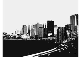 Städtisches Leben