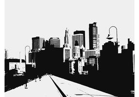 City Road Illustration