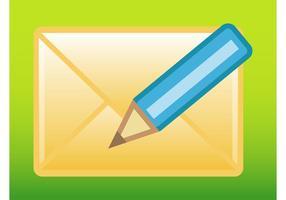 Komponera Mail-knappen