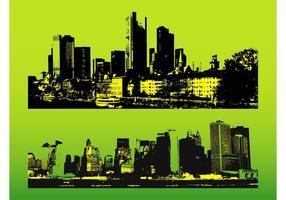 Big City Illustrations