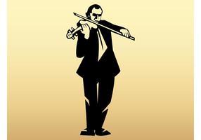 Musiker Vektor
