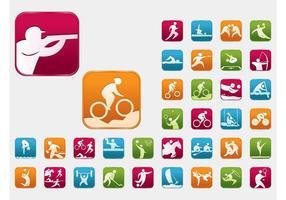 Olympic Sports Vectors