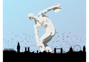 Olympischen Spiele in London