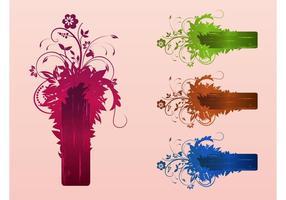 Plantillas de Diseño Floral