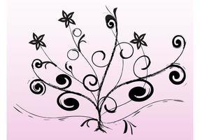 Vektor Blumenstrauß
