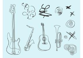 Musical Doodles