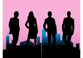 Corporate Silhouettes