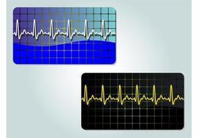 Gráfico de Salud Vectores