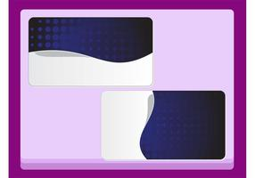Vector Card Templates