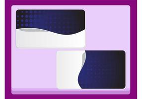 Vector Card Templates