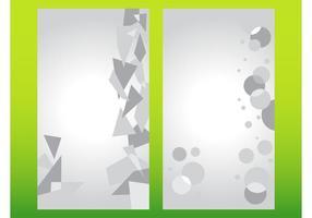 Geometrische Vector Sjablonen