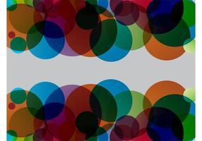 Färgglada cirkelgrafik