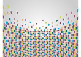 Quadratische Dekorationen