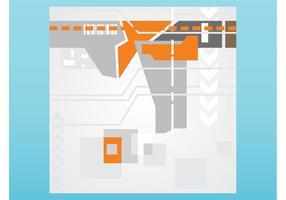 Geometric Design Template