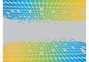 Perspective Dot Rainbows