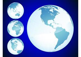 Shiny Globes