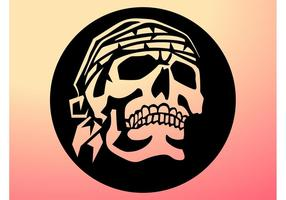 Pirate Skull Graphic