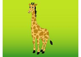 Giraffe Vektor