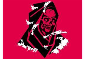 Grunge Horror Vector