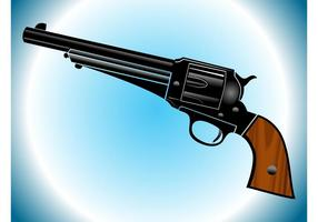 Revolver Illustration