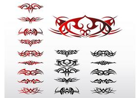 Tribal Vector Graphics
