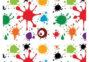 Splatter Pattern