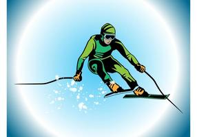 Skiervektor