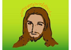 Jesus Vector Porträtt