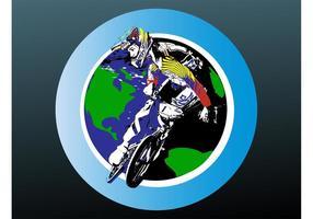 Radrennen-Ikone