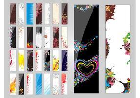 Colorful Banner Vectors