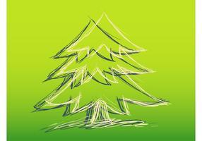 Weihnachten Skizze
