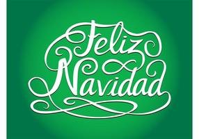 Spanish Christmas Greetings