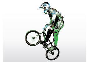 BMX Reiter