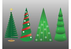 Festliga träd