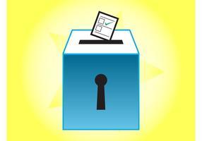 Vecteur de vote