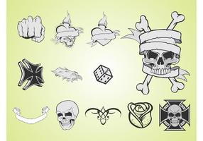 Dispositions de tatouage