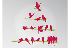 Vogel Grafiken Art