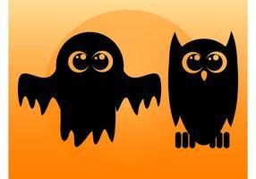 Fantasma e coruja
