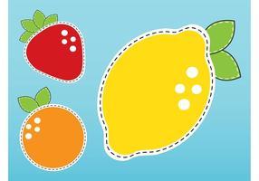 Fruchtkarikaturen