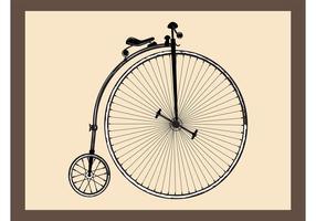 Bicicleta retro