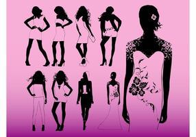 Meninas modelo