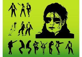 Vetores de Michael Jackson