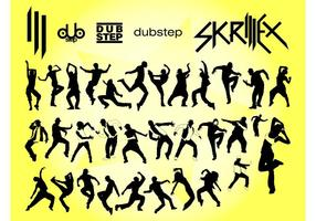 Dubstep-Vektor