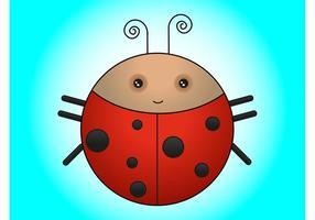 Ladybird Cartoon
