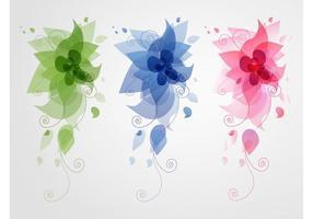Blumenmuster