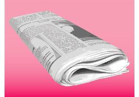 Newspaper-vector
