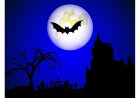 Halloween-Schloss