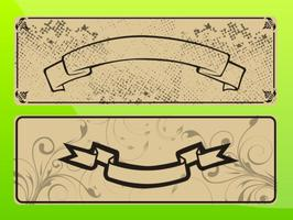 Ribbon-banner-designs