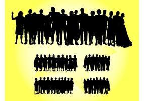 Crowdsvektorer